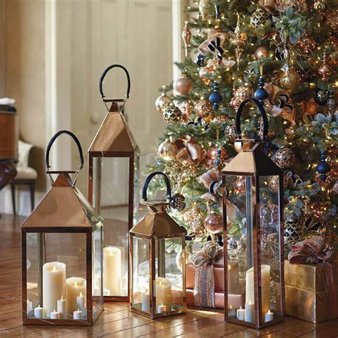 diy christmas lanterns ideas  brighten   home