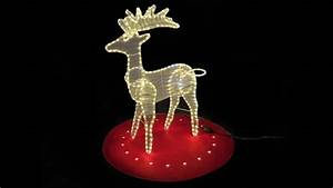 Rentier Mit Schlitten Beleuchtet : weihnachten rentier home sweet home ~ Eleganceandgraceweddings.com Haus und Dekorationen