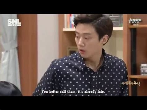 [eng] 150530 Shinee Snl Korea  [memories Of A Sasaeng Fan