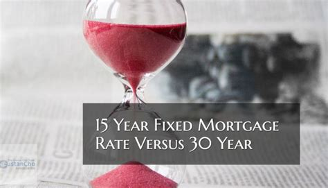 refinancing  year fixed rate loan   year fixed