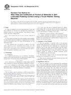 Standard ASTM D3702-94(2014) 1.5.2014