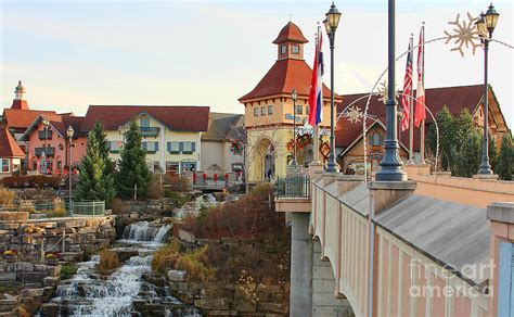 river place shops in frankenmuth mi photograph by jack schultz