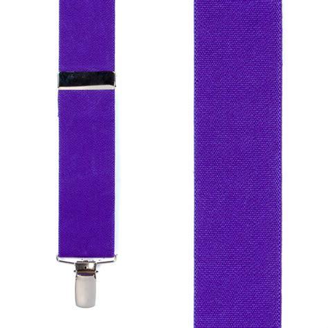 color clip clip suspenders solid colors 1 5 inch suspenderstore