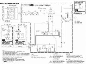 Onkyo A9355 Integrated Amplifier  U2013 Circuit Diagram