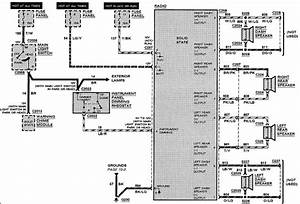 Panasonic Car Stereo Wiring Diagram Cq C1100u  Panasonic