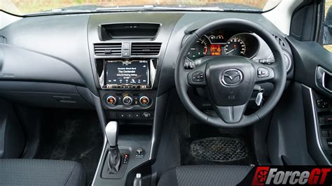 mazda bt  interior forcegtcom