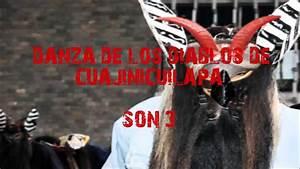 Danza De Los Diablos De Cuajinicuilapa Gro Son 3