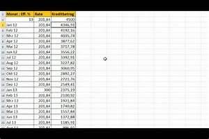 Tilgung Berechnen Formel : tilgungsrechner f r ein darlehen in excel selbst erstellen so geht 39 s ~ Themetempest.com Abrechnung