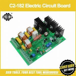 Free Shipping   C2 182 Electric Circuit Board  Sieg C2