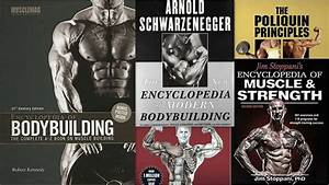 The 9 Best Bodybuilding Books Every Aspiring Bodybuilder