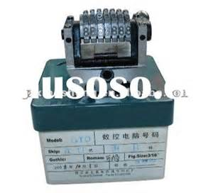 philippines printing press numbering machine sale
