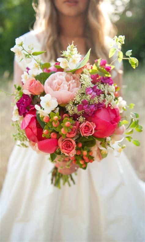 51 Gorgeous Summer Wedding Bouquets Wedding Flowers
