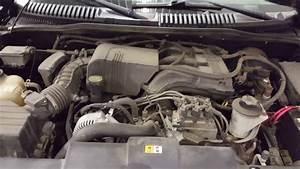 Cp1191 - 2002 Ford Explorer Xlt - 4 0l Engine