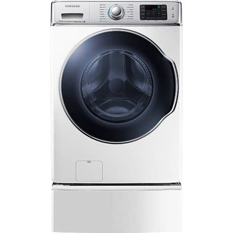 samsung pedestal white we302nw samsung 30 quot washer dryer pedestal white