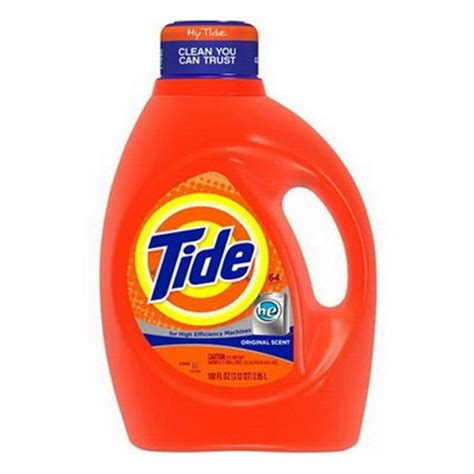 high efficiency detergent 32 count original tide high efficiency detergent lowe s canada
