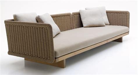 canapé terrasse canape exterieur bois maison design wiblia com