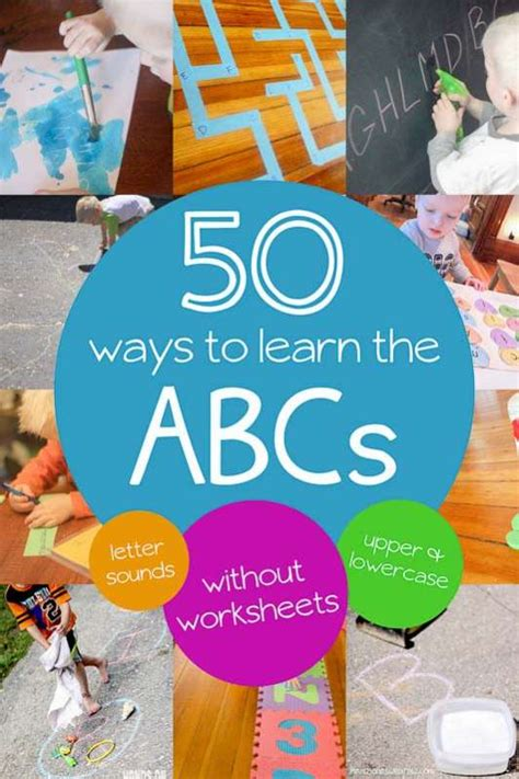 50 alphabet activities for preschoolers 780 | 50 alphabet activities for preschoolers 20150222 9