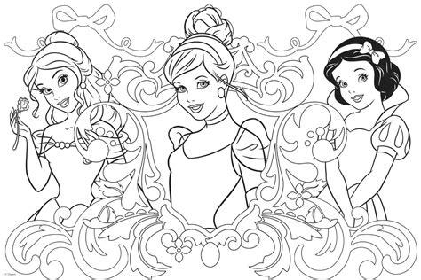 disegni da stare principesse disegni da colorare principesse disney ariel migliori