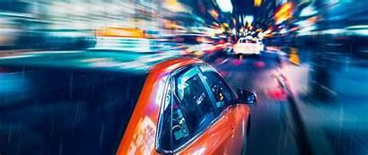 Blur Cars Speed Background 1080p Exposure Lights