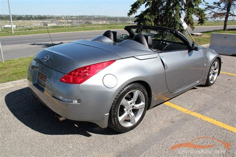nissan coupe convertible 2006 nissan 350z roadster envision auto