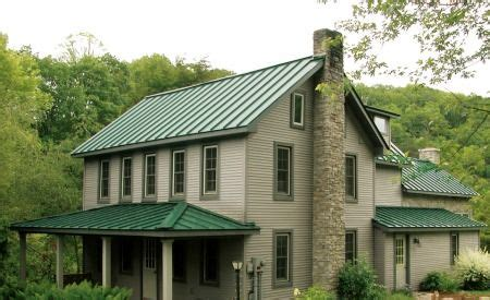 why would you put a metal roof shingles lots of reasons http ow ly lhjaf curb appeal