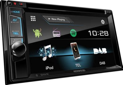 autoradio bluetooth dab kenwood ddx4017dab multi media dab autoradio car hifi twente