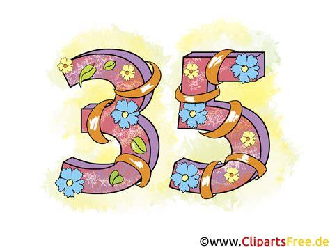 35 Ans Dessin  Anniversaire Cliparts à Télécharger