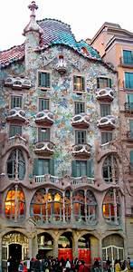 Antoni Gaudi Casa Batllo   www.pixshark.com - Images ...