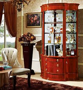 Fashionable Glass Showcase Furniture Display Cabinet For ...
