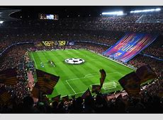 La Liga stadiums Grounds ranked by capacity from smallest