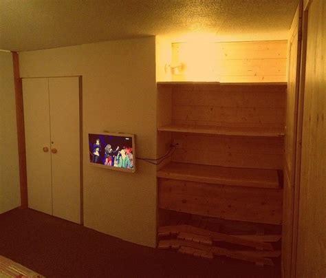 location chambre chambre 1 lit simple avec tv location les arcs 1800