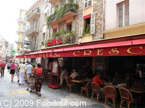 cuisine nicoise la pizza restaurant review