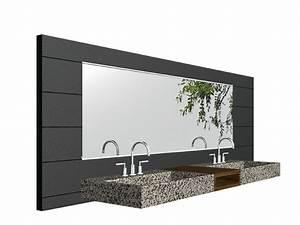 Davausnet miroir salle de bain vintage avec des idees for Miroir de salle de bain