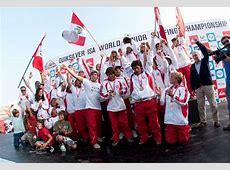 FOTOS Perú Campeones Mundiales del Quiksilver ISA World