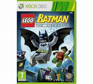 Buy Lego Batman Xbox 360 Game At Argoscouk Your