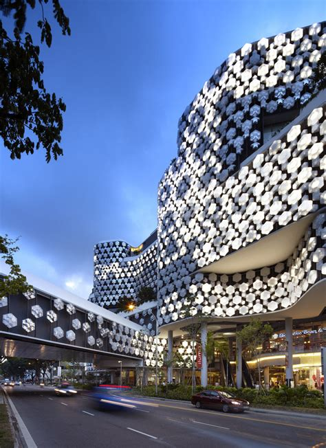iluma retail development  singapore idesignarch