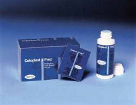 Coloplast Prep Medicated Protective Skin Barrier