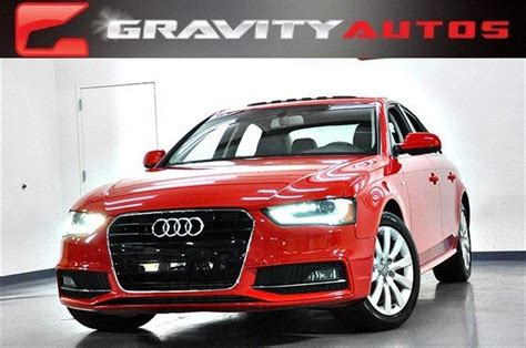 2015 Audi A4 Premium Stock # 005369 For Sale Near Marietta