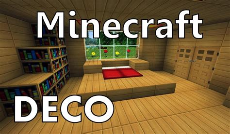 chambre minecraft minecraft comment créer une chambre