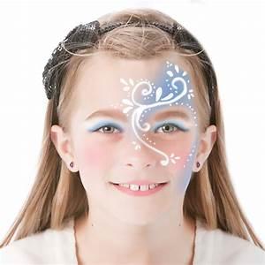 Maquillage Enfant Facile : maquillage reine des neiges ~ Melissatoandfro.com Idées de Décoration