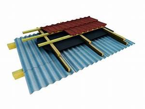 Schema Pose Plaque Fibro Ciment : r novation d une toiture de plaques de fibro ciment ~ Dailycaller-alerts.com Idées de Décoration