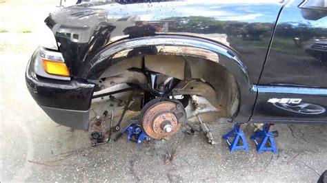 S10 4wd Suspension Diagram by 2002 S10 Front Suspension Rebuild