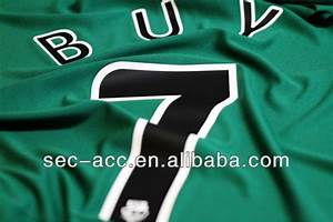 sublimation jerseys name letters and team numbers transfer With heat transfer letters for jerseys