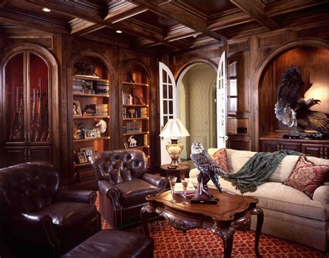 traditional home interior design luxury traditional informal living room with arch