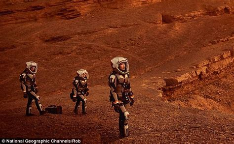 National Geographic's Mars Series Explores How Humans