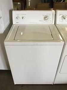 Kenmore 70 Series Dryer  U0026 Kenmore 80 Series Washer In Good W