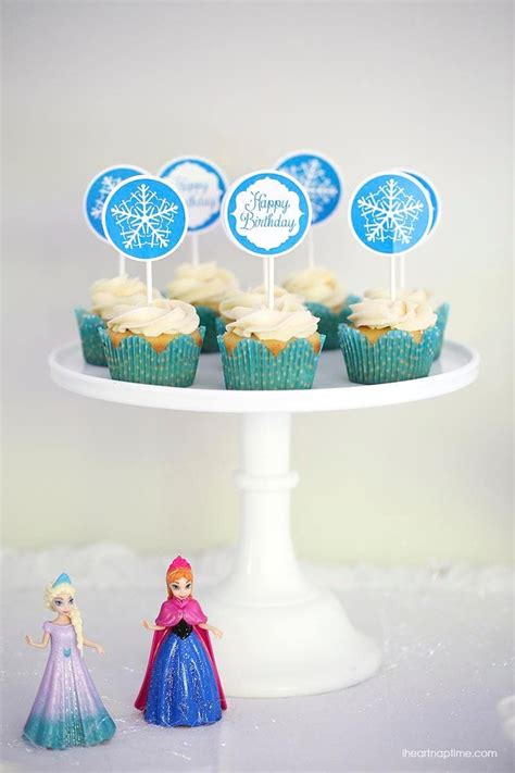 frozen party ideas   printables