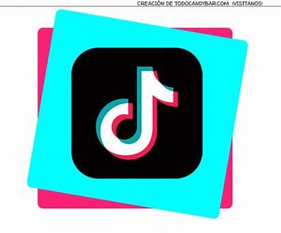 Tiktok Kit Imagenes Imprimible Imprimir Stickers Gratis