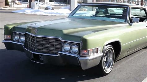 cadillac coupe de ville aka  filthy pickle