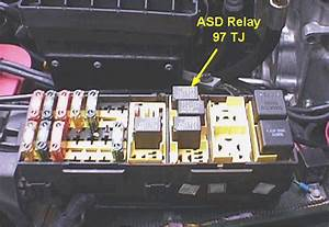 What Is An Asd Relay On Jeep